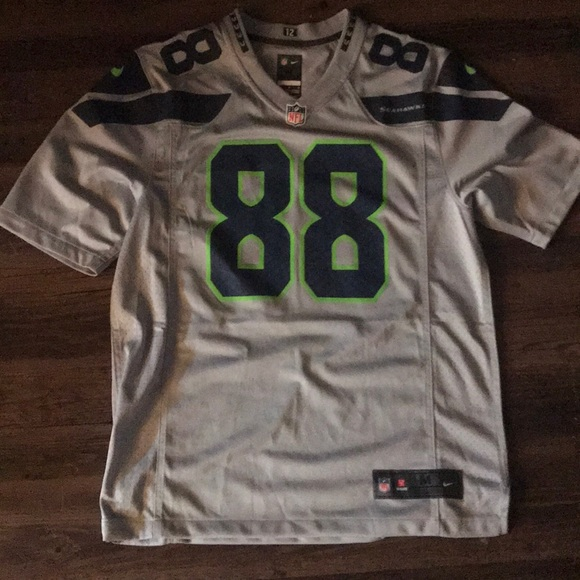 cheap for discount a73b6 f5046 Authentic Stitched Seahawks Away Jersey